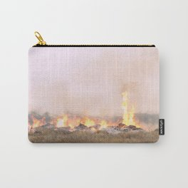Firewoman Carry-All Pouch