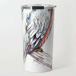 The Kingfisher Travel Mug