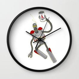 The Robit Wall Clock