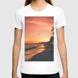 When the sun goes down T-shirt