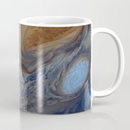 Jupiter's Red Spot Coffee Mug