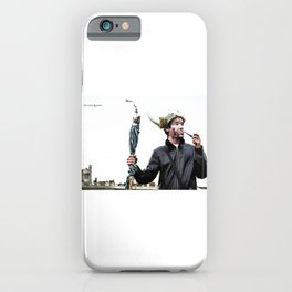 Viking thoughts iPhone Case