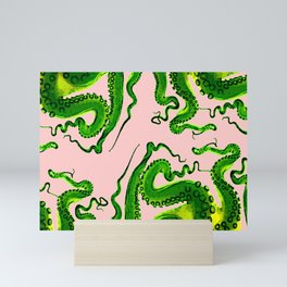 Poison ivy Mini Art Print