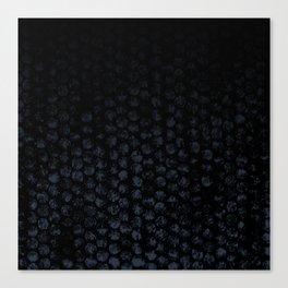 Cammo Dark Canvas Print