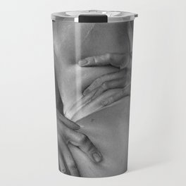 Rape on Persephone drawing Travel Mug