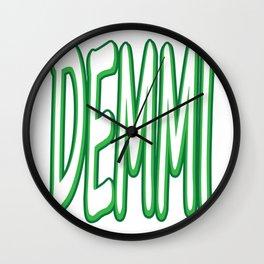 Remmi Demmi Funny Costume Carnival Gift Wall Clock