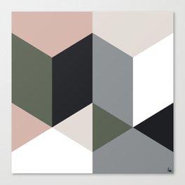 Ruby Quatro Canvas Print