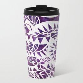 The Color Purple Metal Travel Mug