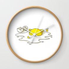 r(EGG)lax Wall Clock