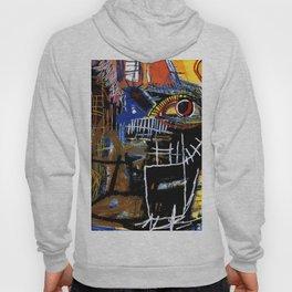 Jean-Michel Basquiat - Head 1981 Hoody