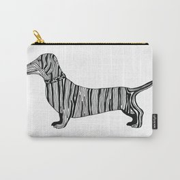Dachshund Sausage Dog Carry-All Pouch