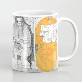Bedtime Stories for Strangers' Children Coffee Mug