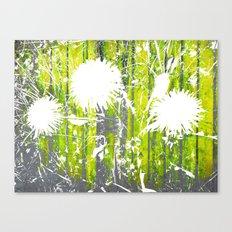 FlowerPower Fantasy 3 Canvas Print