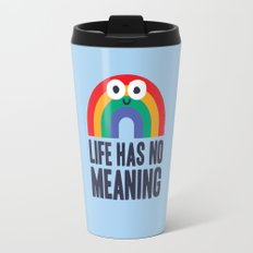 Chaos Rains Travel Mug