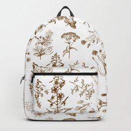 Summer herbs Backpack