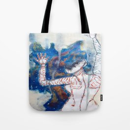 Death of Creativity  Tote Bag