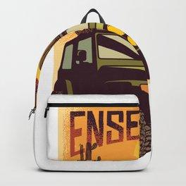 Ensenada Mexico Backpack