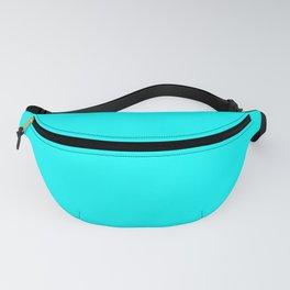 Bondi Beach Blue Aqua Blue Ocean Water Fanny Pack