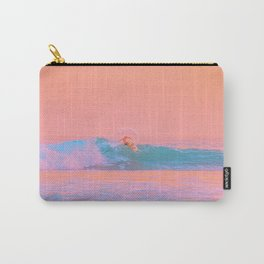 Sherbet Surfer Carry-All Pouch