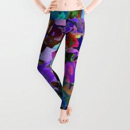 Poppy Batik Leggings