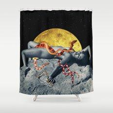 The Venus Priestess Shower Curtain