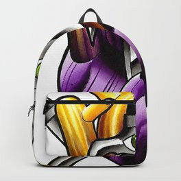 Heart and Daggers Backpack