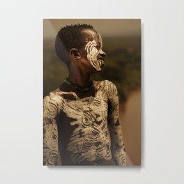 Ethiopia 9 Metal Print