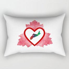 Atlantic Canada Rectangular Pillow