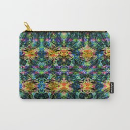 Rainbow Psychdelic Carry-All Pouch
