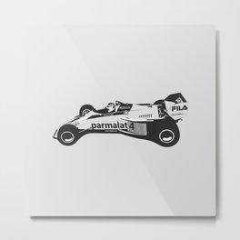BMW F1 Turbo Metal Print