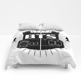 BTS KPOP Comforters