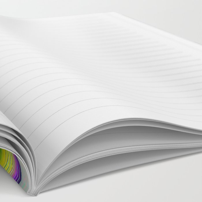 Patchwork of Joy Notebook