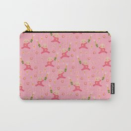 Baby Shower Girl Carry-All Pouch