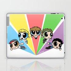 Powerpuff!Direction Laptop & iPad Skin