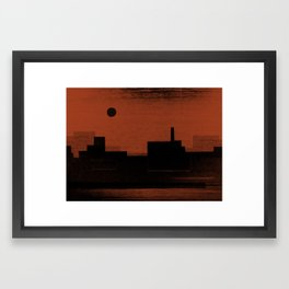 Nothing Comes from Nothing art print Framed Art Print