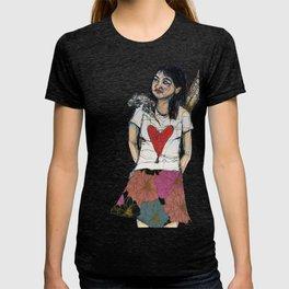 Lauren in town T-shirt