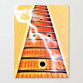 Higher Voltage Canvas Print