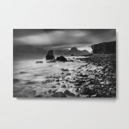 Elgol Seascape 1 Metal Print