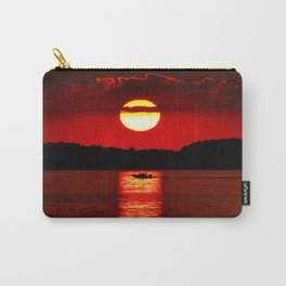 Head Home Before Dark Carry-All Pouch