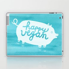Happy Vegan Laptop & iPad Skin
