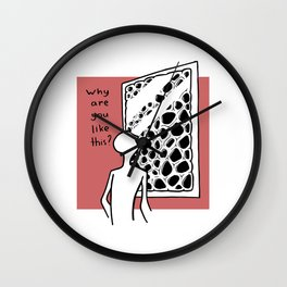 Why? Wall Clock