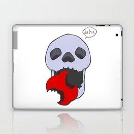 Poisonous apple Laptop & iPad Skin