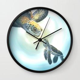 Mama? Wall Clock