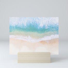 Sea Beach Photography Mini Art Print