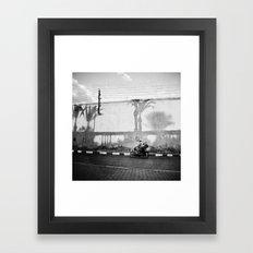 Medina riders Framed Art Print