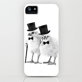 Not CHEEP (Version 2) iPhone Case
