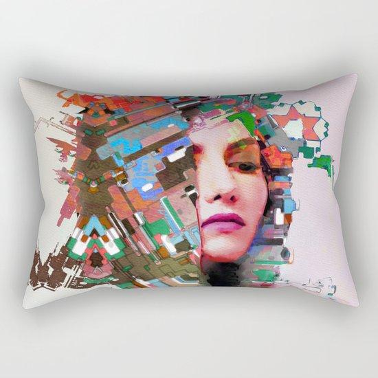 With regards Rectangular Pillow