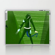 The Gloves Come Off Laptop & iPad Skin