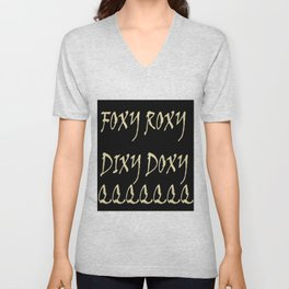 Foxy Roxy Unisex V-Neck