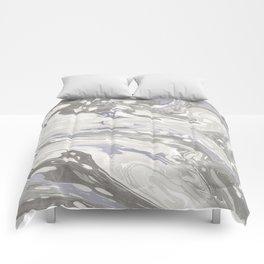 Grey Marble #society6 #decor #buyart Comforters